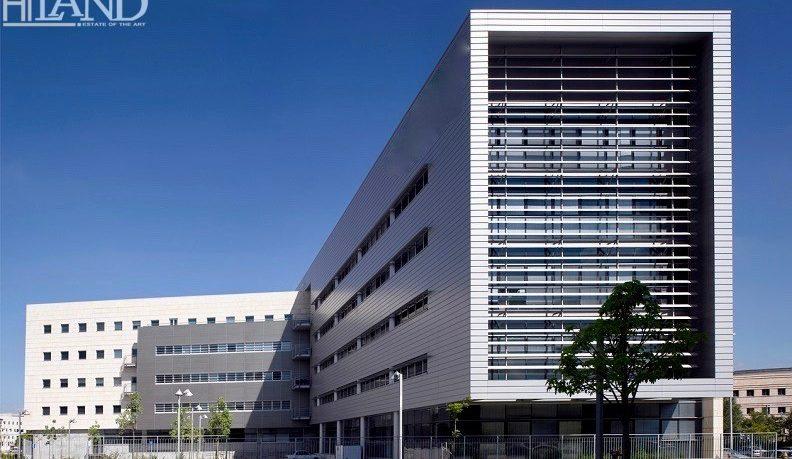 משרדים להשכרה נתב״ג מוטורולה