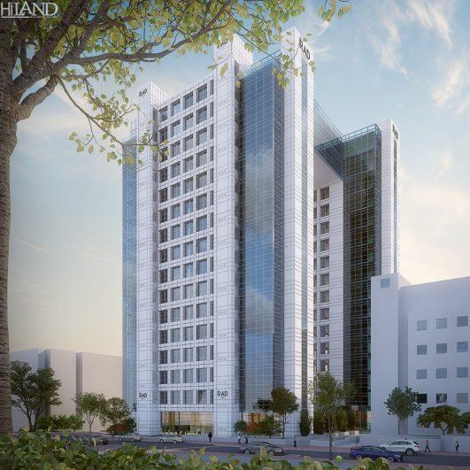 מגדל משרדים בהר חוצבים ירושלים